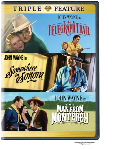 The Telegraph Trail / Somewhere in Sonora / The Man from