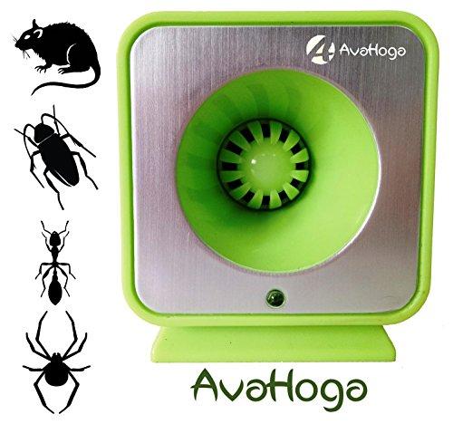 AvaHoga ULTRASONIC Electronic Basements Non Toxic