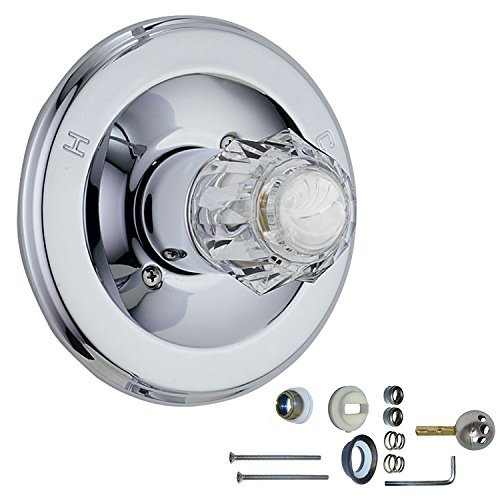 Renovation Kit for Delta RP54870 600 Series Tub and Shower, Chrome