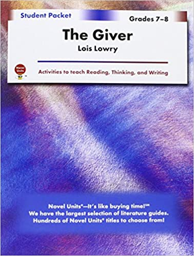the giver novel read online