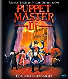 Puppet Master III: Toulon's Revenge [Blu-ray] by Full Moon Entertainment