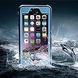 Comsoon Slim Waterproof Bumper Case for iPhone 6 Plus / 6S Plus - Blue