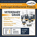 Antifungal + Antibacterial Medicated Wipes for Dogs