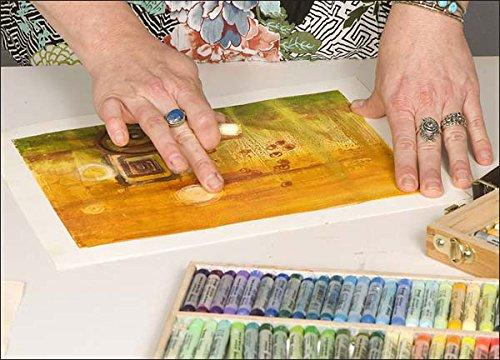 erengi oil pastels - 3