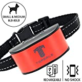 TopDale Bark Collar Small Dog & Medium Dogs: Pet-Safe Barking Collar With No Shock, Vibration And Sound Only, Humane Dog Barking Collar, Rechargeable, Water-Resistant Dog Bark Collar For Dogs For Sale