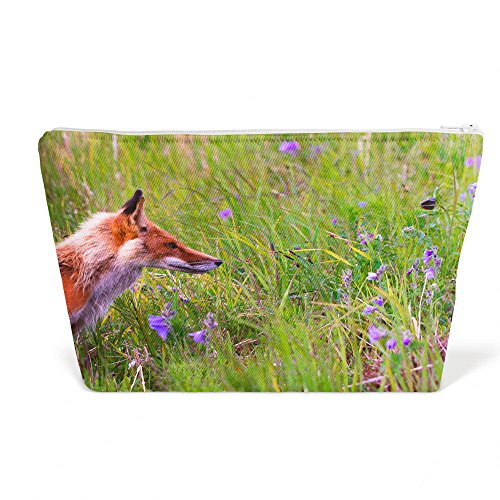 - Westlake Art - Solitude Fox - Pen Pencil Marker Accessory Case - Picture Photography Office School Pouch Holder Storage Organizer - 125x85 inch (BAC4D)