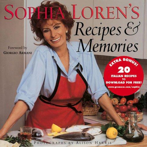Sophia Loren's Recipes & - J Armani