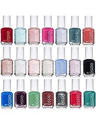 Essie Nail Polish, Set of 10 Random, All Different Colors No Repeats