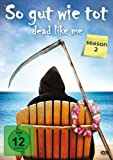 Dead Like Me - So gut wie tot, Season 2 [4 DVDs]
