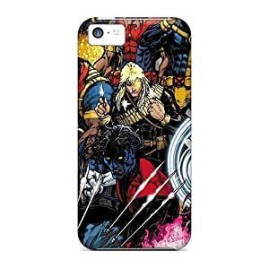 LJF phone case Anti-scratch And Shatterproof X Men Phone Case For iphone 4/4s/ High Quality Tpu Case