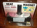 ZeroStart 340-0017 Heat Magnet - 200 watts 120 volts