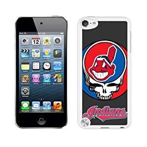 High Quality MLB Cleveland Indians Ipod Touch 5th Case Cover For MLB Fans By zeroCase