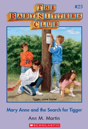 Mary Anne and the Search for Tigger (Baby-Sitters Club)