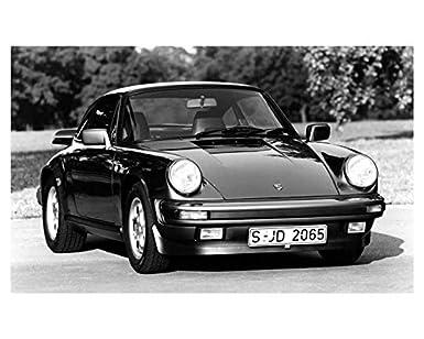 1987 Porsche 911 930 Turbo Factory Photo