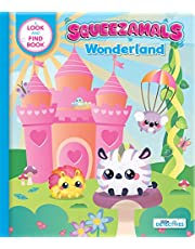 Squeezamals: Wonderland (Little Detectives): A Look-and-Find Book