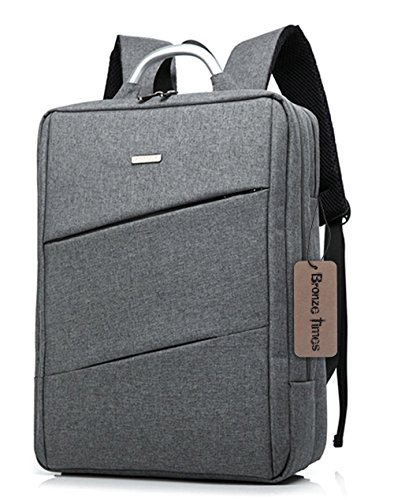 bronze-times-tm-156-inch-premium-water-resistant-canvas-laptop-briefcase-travel-backpack-c-grey