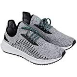 PUMA Avid Evoknit Diamond Mens Gray Textile Athletic Lace Up Running Shoes 10