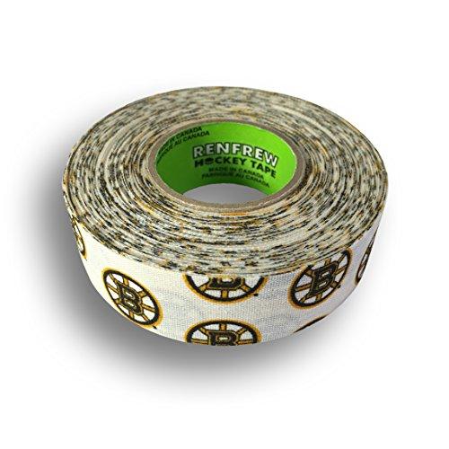 fan products of Renfrew, NHL Team Cloth Hockey Tape (Boston Bruins)