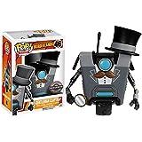 Funko - Figurine Borderlands - Clap Trap Gentleman Exclu Pop 10cm - 0849803055783