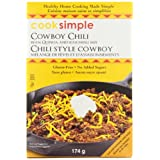 Cooksimple Cowboy Chili, 174 gm