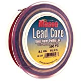 MASON 18# 200YD 20 COLORS LEADCORE DEEP WATER TROLLING LINE WALLEYE TROUT