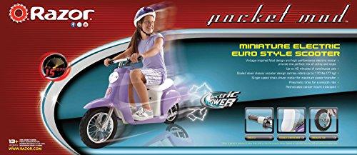 Razor Pocket Mod Miniature Euro Electric Scooter
