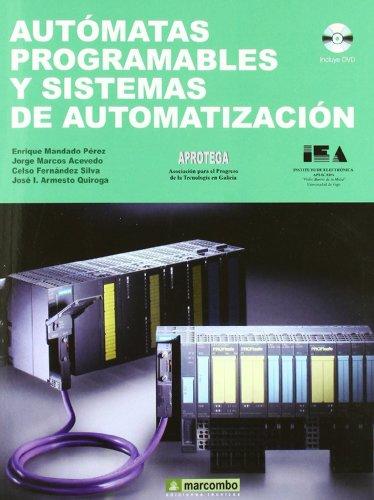 Descargar Libro Autómatas Programables Y Sistemas De Automatización Enrique Mandado Pérez