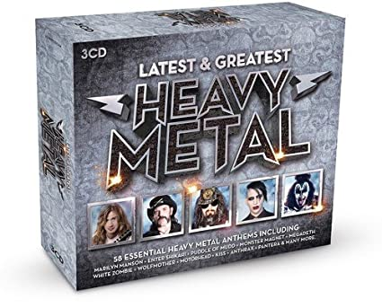 Latest & Greatest Heavy Metal