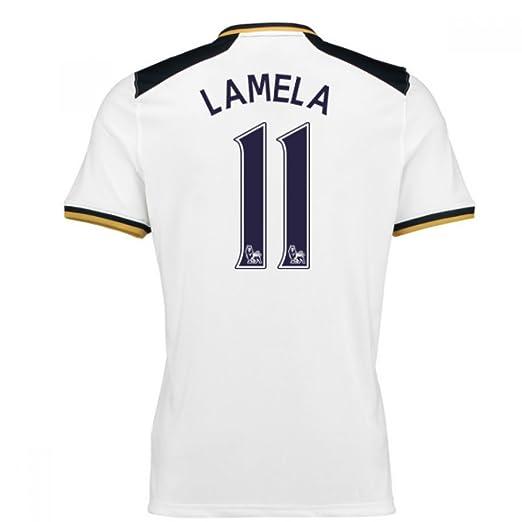 2016-17 Tottenham Home Football Soccer T-Shirt Camiseta (Erik ...
