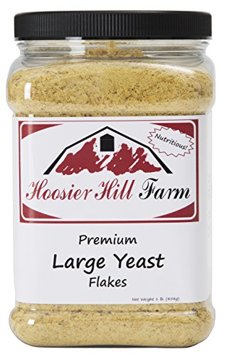Hoosier Hill Farm Nutritional Yeast Flakes 1 Pound