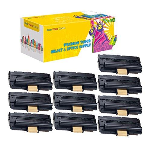 - New York TonerTM New Compatible 10 Pack 113R00667 PE16 High Yield Toner for Xerox - PE16 . -- Black