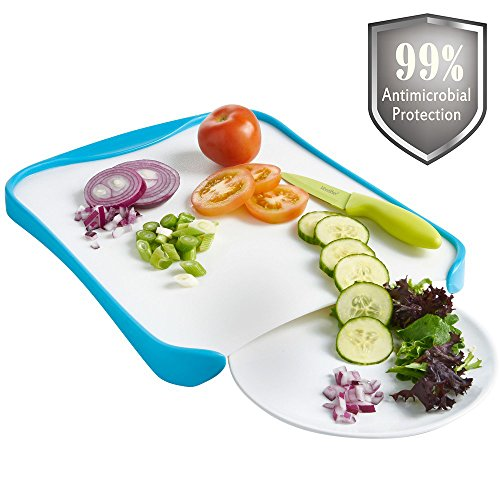 VonShef Plate Antimicrobial Chopping Board product image