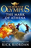 The Mark of Athena by Rick Riordan front cover