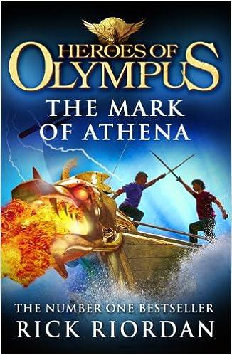 Vapaa kirjan pdf-tiedostojen lataaminen The Mark of Athena (Heroes of Olympus Book 3) (Heroes Of Olympus Series) PDF