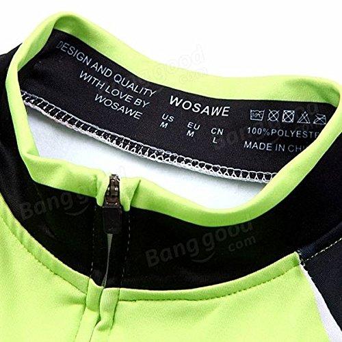 Moppi Wosawe otoño y el jersey de lana de invierno montar a mantener la ropa de manga larga de abrigo