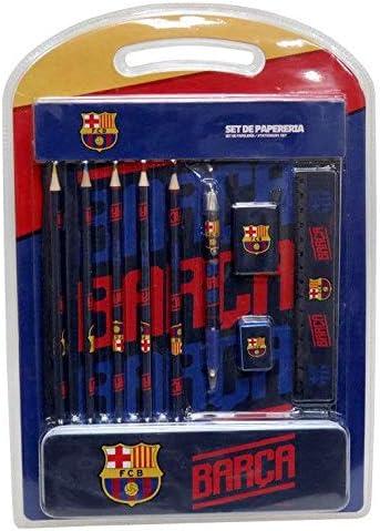 FCB Trousse Multicolore FC Barcelone.