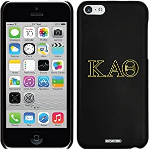 fashion case iphone 4s Black Thinshield Snap-On Case with Kappa Alpha Theta letters Design