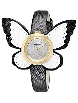 kate spade new york Women's 1YRU0810 Novelty Analog Display Japanese Quartz White Watch by kate spade new york MFG