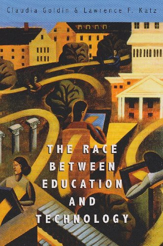 The Race between Education and Technology (Technology Red Race)