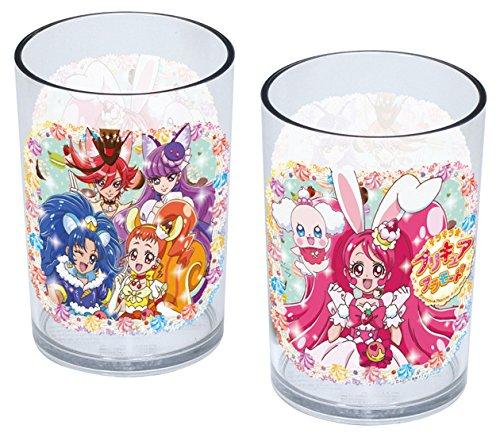 小森樹脂 キラキラ☆プリキュアアラモード 2Pタンブラーコップ