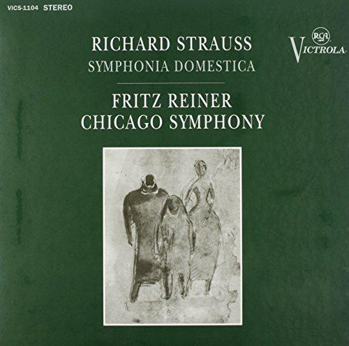 Strauss: Symphonia Domestica [Vinyl] by Classic Records