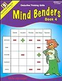 Mind Benders Level 4, Anita Harnadek, 1601443048