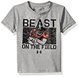 Under Armour, Inc. Is an American company that manufactures footwear, sports and casual apparel. Beast on the field short sleeve t-shirt.