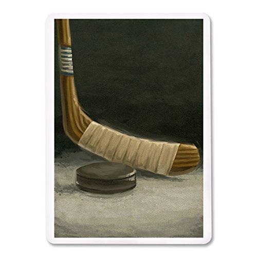 Hockey sticks poker term