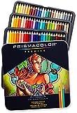 Prismacolor Premier 多彩软芯铅笔,72支