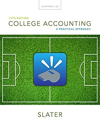 Amazon college accounting a practical approach ebook jeffrey college accounting a practical approach 13th edition kindle edition fandeluxe Choice Image