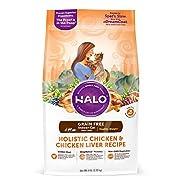 #LightningDeal 82% claimed: Halo Spot's Stew Cat Formula Grain-Free Hearty Chicken recipe