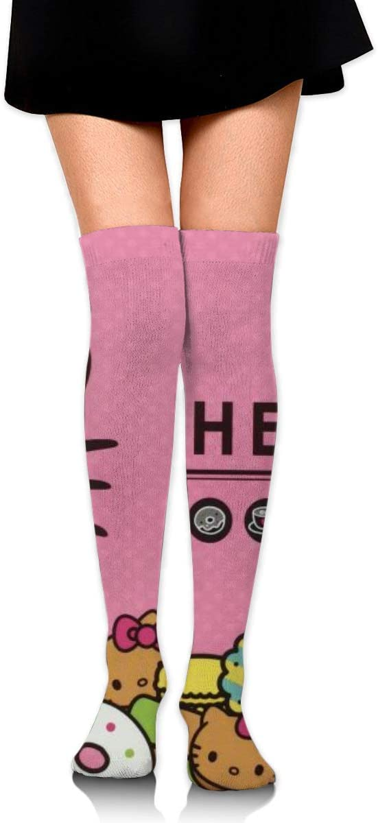 Blooming - Calcetín para mujer, diseño de Hello Kitty: Amazon.com.mx: Ropa, Zapatos y Accesorios