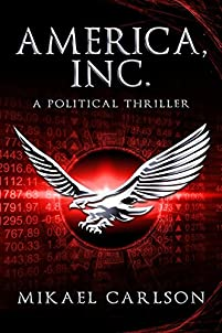America, Inc by Mikael Carlson ebook deal