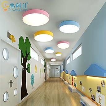 Einfache Und Moderne Led Decke Lampe Schlafzimmer Ideen Rund Um  Kinderzimmer Lampen Und Balkon Leuchten Warm